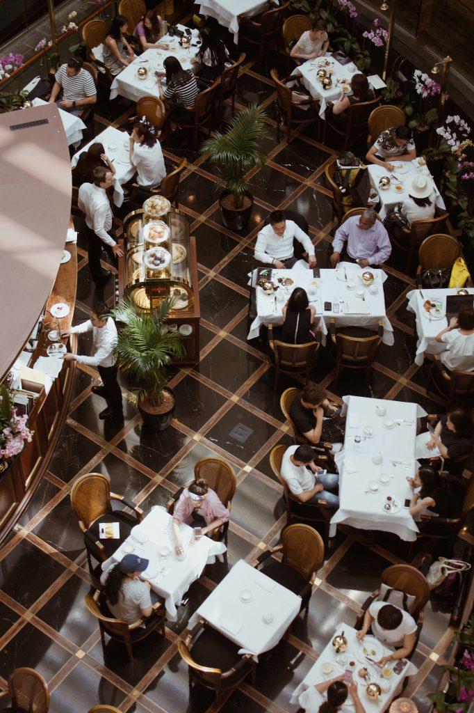 sistema presa comande ristoranti